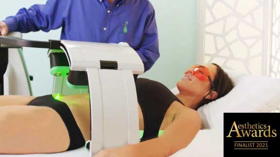 Introducing the Future of Fat Loss   Emerald™ Laser