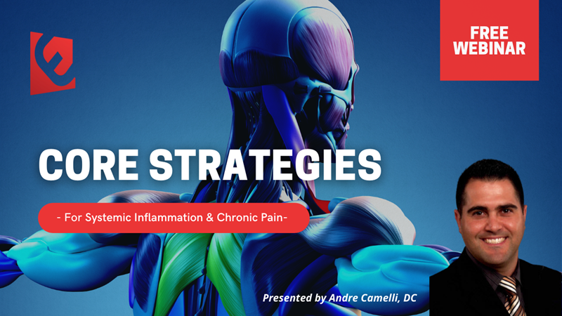 Core Strategies for Systemic Inflammation and Chronic Pain | WCA Convention