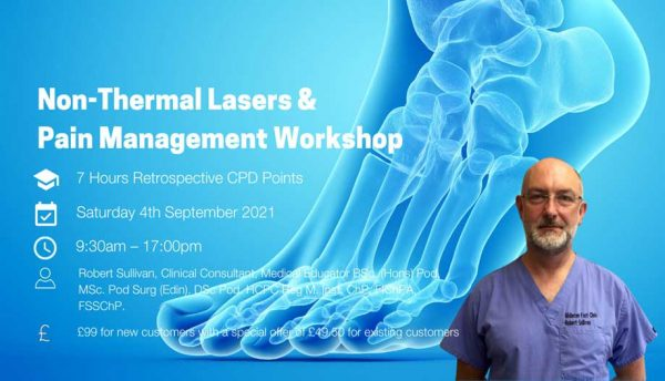 Workshop: Non-Thermal Low-Level Lasers - Expanding Your Scope Through Clinical Practice